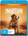 The Martian Extended Cut, [2 Disc] (Blu-Ray) $4.99 + Delivery ($0 with Prime/ $39 Spend) @ Amazon AU