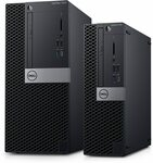 Dell Optiplex 7070 Tower Desktop Intel 9th Gen i7-9700 8GB DDR4 Memory 256GB M2 PCIe NVMe SSD 48% off $1,698.80 Delivered @ Dell