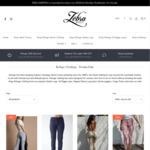 Ladies Fashion Online - 40% off Refuge Denim + Free Shipping over $75 @ The Zebra Effect