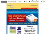 Free Blooms Towel with Any Purchase of Blooms Svelte. Was Feature on TodayTonight
