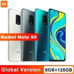 Xiaomi Redmi Note 9S 6GB 128GB Global Version - from US $194.03 (~AU $296.77) Delivered (HK) @ DHgate
