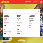 Liquorland: Earn 2000 Bonus Flybuys Points (Worth $10) with $50 Spend Online