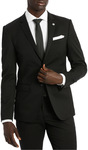 Blaq Mens Suits $126 Inc. Free Delivery (RRP $299) at Myer
