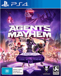 [in Store] [PC, PS4, XB1] Agents of Mayhem $1 (Retail Edition, Steelbook Edition) @ EB Games
