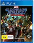[PS4] Marvel's Guardians of The Galaxy: The Telltale Series $10 + Shipping @ JB Hi-Fi