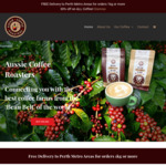 30% off Coffee - 1kg Coffee $21 for Single Origin, $24.50 for Blends + Free Shipping in Perth Metro @ Aussie Coffee Roasters