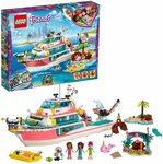 LEGO Friends Rescue Mission Boat 41381 - $99 (Was $159.99) Free Delivery @ Amazon AU