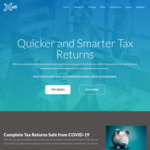 First 10 Free Entries for Online Tax Return Software for Accountants (Usually 5) @ Xell