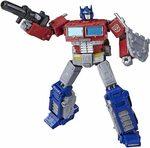 Transformers War for Cybertron Optimus Prime WFC-E11 $77.53 + Delivery (Free with Prime) @ Amazon US via AU