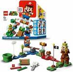 LEGO Super Mario Adventures with Mario Starter Course 71360 Building Kit $79 Delivered @ Amazon AU