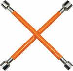 Car Wheel Brace (Orange) $4.99 @ Supercheap Auto