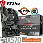 [eBay Plus] MSI MAG X570 Tomahawk Wifi ATX Motherboard $360 Delivered @ GG.Tech eBay