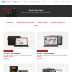 22% off + Gift - Microsoft Surface Pro 7 (from $974), Laptop 3 (from $1,324), Book 3 from ($2,066) at Microsoft Store