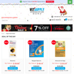 7% off All Products @ Vet Supply