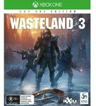 [XB1] Wasteland 3 - Day One Edition $20 + Delivery (Free with eBay Plus/C&C) @ EB Games eBay