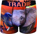 Tradie Men's Eddie Elephant Trunk (Assorted) $12.79 in-Store C&C @ BCF
