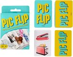 Pic Flip Card Matching Game, 7+ Years Old, $4 (RRP $10.99) + Delivery ($0 with Prime / $39 Spend) @ Amazon AU