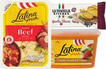 Latina Fresh Filled Pasta 625g + Latina Pasta Sauce 425g + La Famiglia Garlic Bread 275g All for $10 (RRP $19.20) @ Woolworths