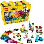 LEGO Classic Large Creative Brick Box 10698 Playset Toy $39 Delivered @ Amazon AU