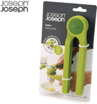 Joseph Joseph Helix Garlic Press Green $8.47 or Surface Stainless Steel Soap Pump Grey $12.47 + $6.95 Delivery @ Catch