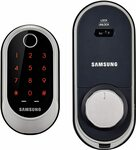 Samsung A30 Wi-Fi Fingerprint Deadbolt Lock $397.95 (was $569) Delivered @ Amazon AU