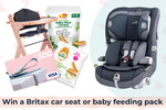 Win a Britax Safe-n-Sound Maxi Guard Pro Car Seat or Baby Feeding Pack Worth $599 from Tell Me Baby