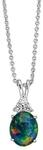 925 Sterling Silver Triplet Opal Wishful Necklace $149.50 (50% off) + $10 Delivery ($0 with $150 Order) @ Wellington Jeweller