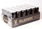 Playboy / Red Bull Clone Energy Drink 24x 250ml Carton Supplier Direct Pricing - $30 inc Postage