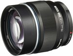 Olympus M.Zuiko 75mm F1.8 Lens $499.94 (RRP $889.00) Delivered @ Amazon AU