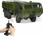 6WD Remote Control Military Vehicle/Truck $29.99 Delivered @ Selfome-AU Direct Amazon AU