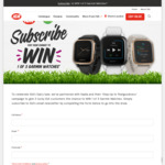 Win 1 of 3 Garmin Smartwatches Worth $429 Each from IGA / Metcash [All except TAS]