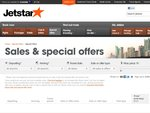 Take a Friend for Free - Jetstar - from 5pm Monday