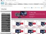 Dell 3 Day Sale (U2412M: $279; U3010: $1,189, etc.)