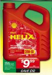Autobarn Have Shell Helix Multigrade 20W-50 4 Litre Pack At $9.99 (Save $12.00)