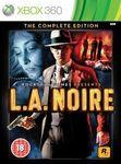 L.A. Noire: The Complete Edition - Xbox 360 & PS3 - $21.55 Delivered Zavvi