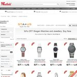 50% OFF Skagen Watches and Jewellery - Westfield.com.au