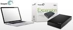"""2TB 3.5"""" USB 3.0 Seagate® Hard Drive $99 Ea Shipped or $89 Ea for Two Shipped"""