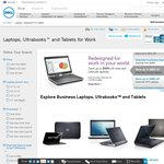 Dell 20% off Business Products - Stackable