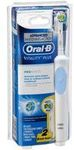 Oral B Vitality Pro White Toothbrush Electric Rechargeable & 2 Brush Heads for $22.49