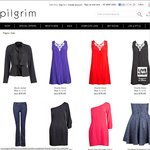 Pilgrim Clothing Online Sale Event. up to 70% off Already Reduced + Free Shipping over $50