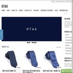 $30 OFF Orders over $100 - All Skinny Ties, Bow Ties, Pocket Squares & Neckties - Free Shipping