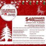 $48pp Dinner Banquet + 20% off Beverages at East Ocean Sydney