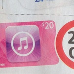20% off iTunes Gift Cards at Coles (Starts 12/03)
