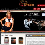 Free Shipping Week with All Supplement Orders @ Prosupplements.com.au Coupon Code: 3shipping