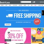 Best & Less - Free Shipping No min. spend