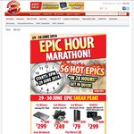 Shopping Express - Epic Hour Marathon 29-30 June - Starts 29th June 8pm