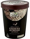 Woolworths Select Ice Cream 1L $4 (Was $6.98)
