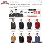 100% Merino Knitwear $26.99 - $10 Shipping to Anywhere in AU. Free Shipping on Orders over $50