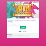 Win $1,000,000 or a Kogan Agora Tablet from Kogan - Melbourne Cup Tipping