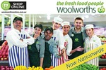 Groupon 20% off Woolworths Online - $80 for $100 to Spend on Groceries (NATIONWIDE)